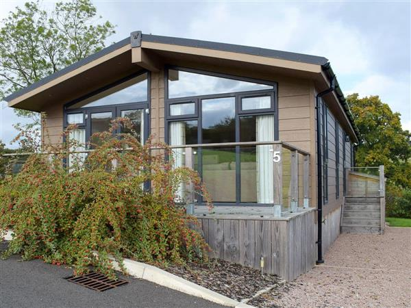 Hill View Lodges - Lodge 6 in Shropshire