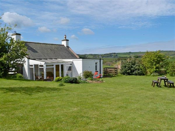 Hillhead Cottage in Wigtownshire