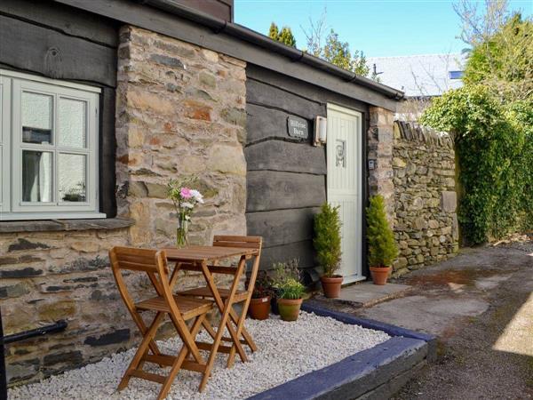 Hillrise Barn in Cumbria