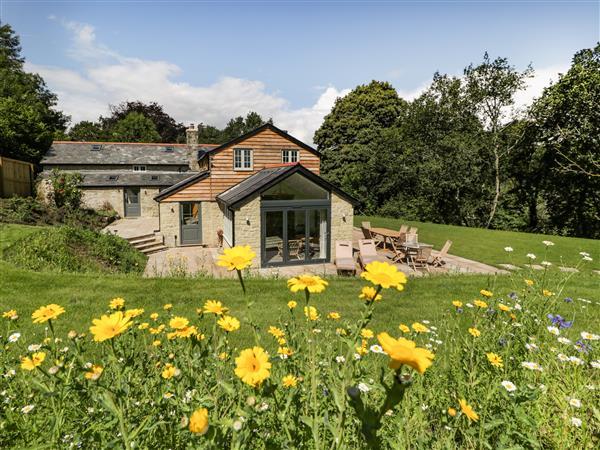 Hillside Cottage in Wiltshire