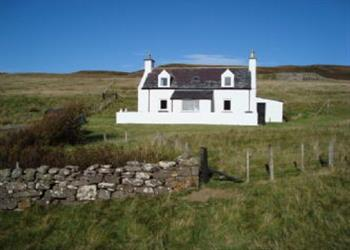 Hillside Cottage in Sutherland