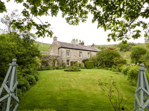Hilltop House in North Yorkshire