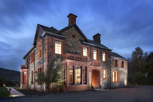 Hilltop Manor, Perthshire