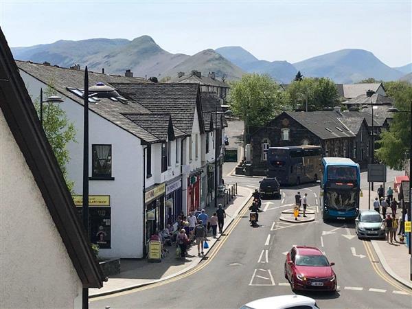 Hindscarth in Cumbria