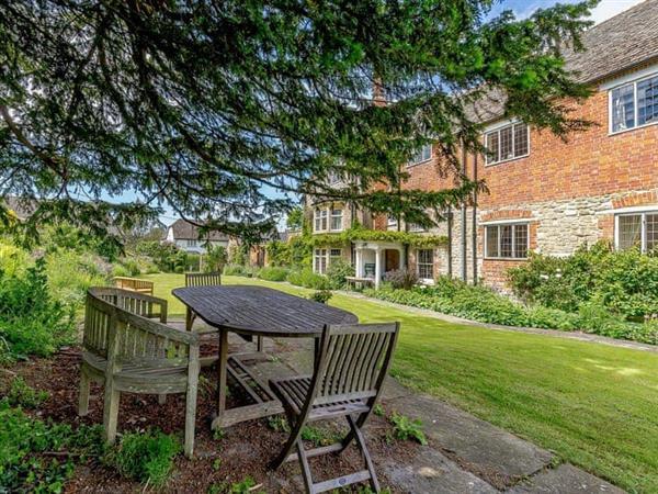 Hinton Manor in Wiltshire