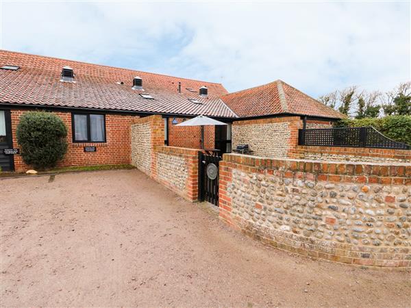 Hitchens Cottage in Norfolk