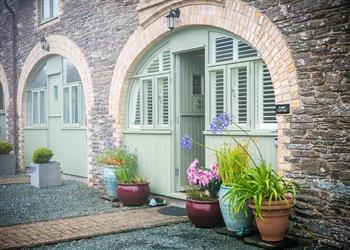 Hobbit Cottage in Devon