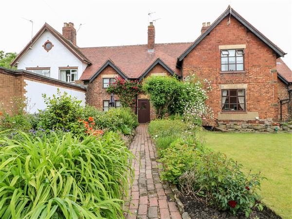 Hobson's Cottage in Derbyshire