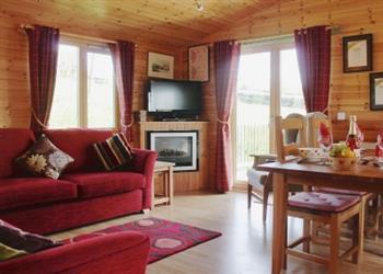 Hoe Grange Lodges - Daisybank in Derbyshire