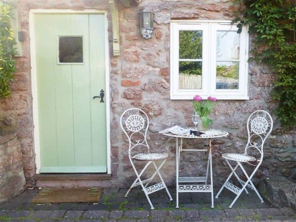 Hollies Cottage in Somerset