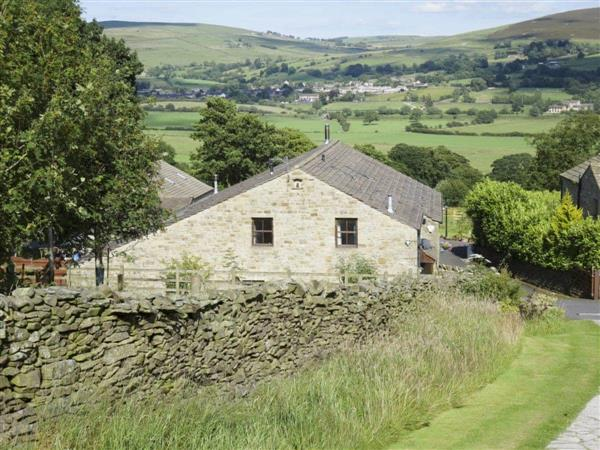 Hollin Bank Cottage in Lancashire