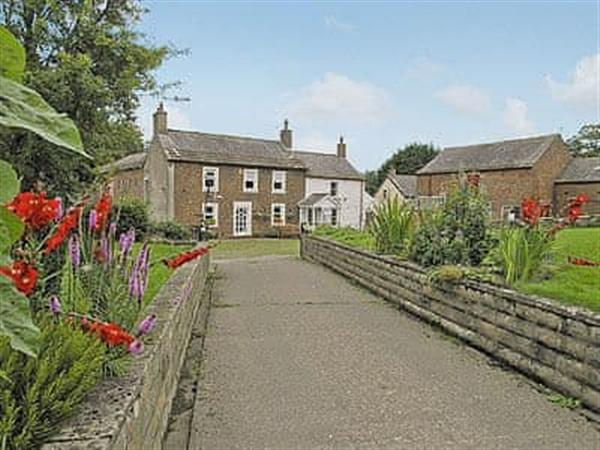 Hollow Creek Cottage in Cumbria
