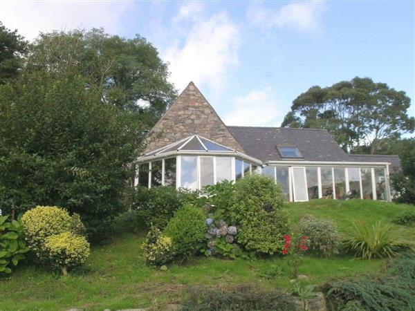 Holly Cottage in Kirkcudbrightshire