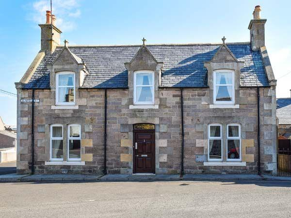 Holly Hoose in Banffshire