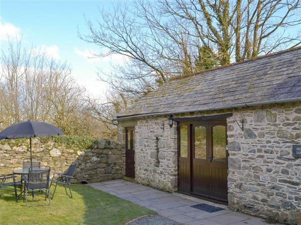 Holly Lodge in Cornwall