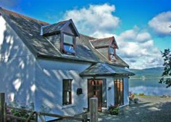 Hollybush Cottage in Argyll