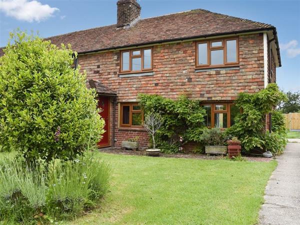 Hollyhock Cottage in Kent