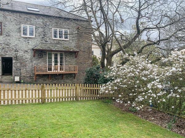 Hollywell Barn in Cornwall
