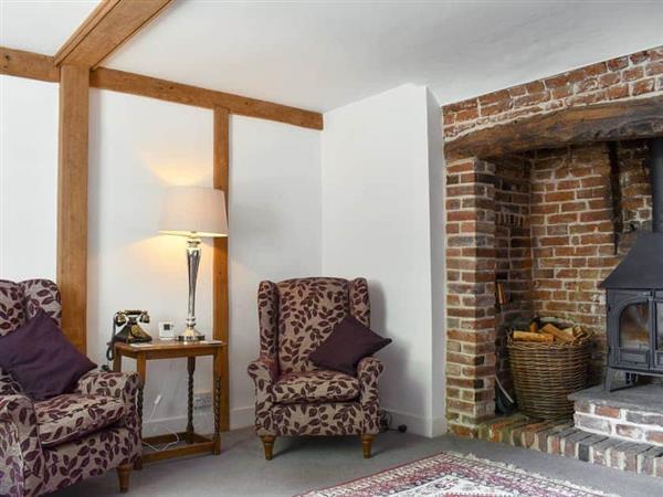 Holme Cottage in Eastry, near Sandwich, Kent