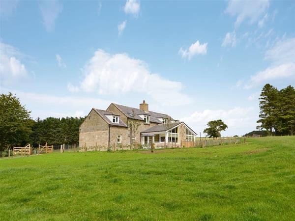 Holystone Estate - Hazelnut Cottage in Northumberland