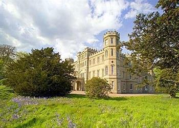Home Castle in Berwickshire