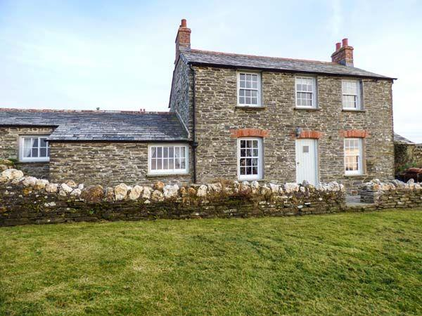 Home Farm Cottage in Cornwall