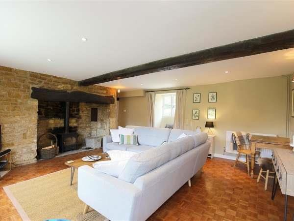 Home Farm Cottage in Warwickshire