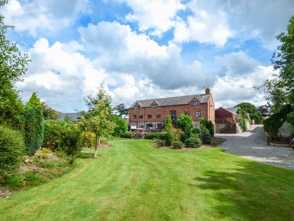Home Farm in Denbighshire