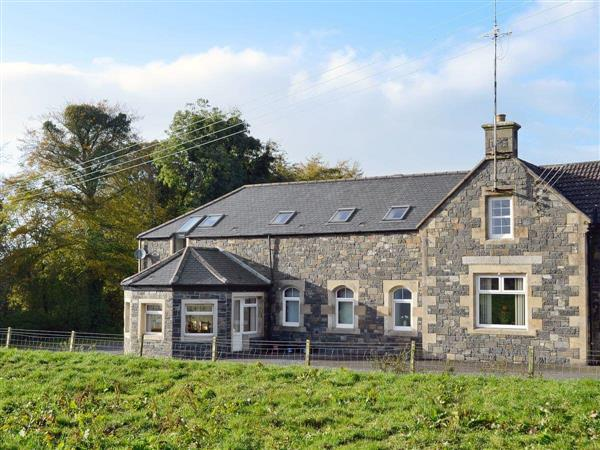 Home Farm in Wigtownshire
