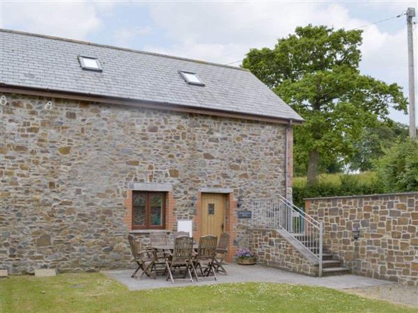 Homeleigh Barn in Cornwall