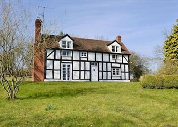 Homend Bank Cottage in Herefordshire