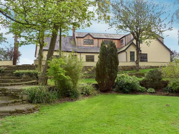 Homewood Lodge in Lancashire