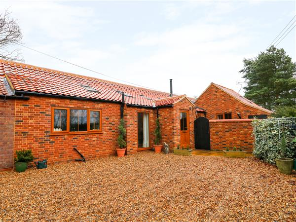 Honey Buzzard Barn in Norfolk