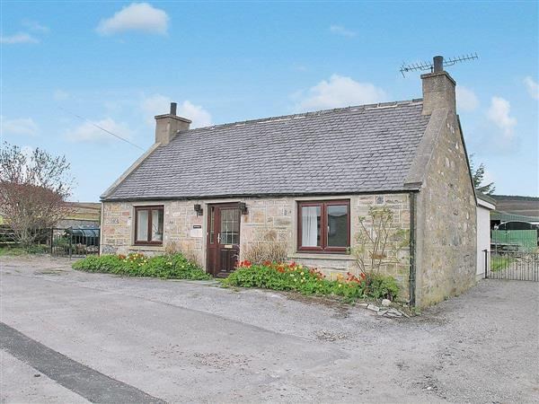 Honey Cottage in Banffshire