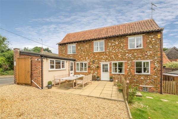 Honey Cottage in Norfolk