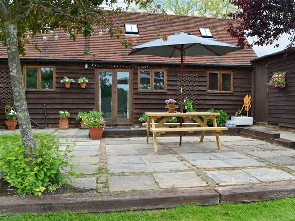 Honey Meadow Cottage in West Sussex