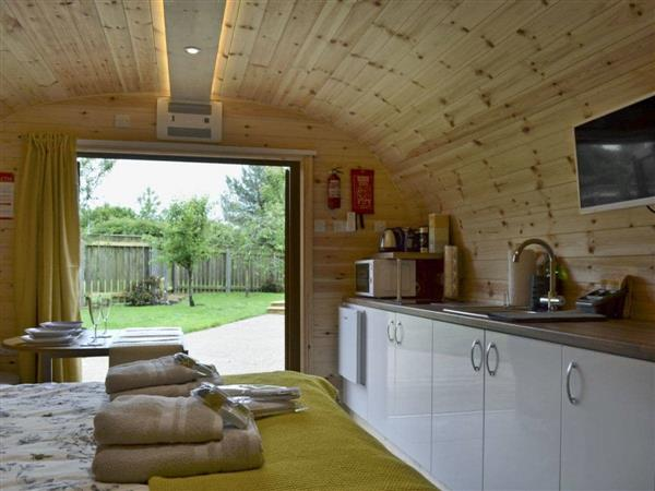 Honeybee Holiday Homes - The Hive in North Humberside
