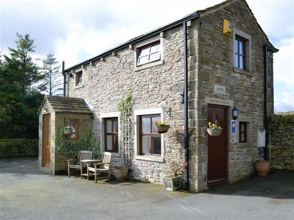 Honeymans Cottage in West Yorkshire