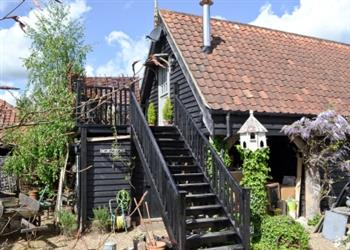 Honeymoon Barn in Suffolk