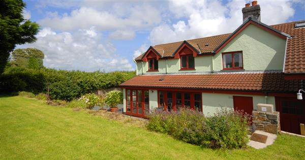 Honeysuckle Cottage,