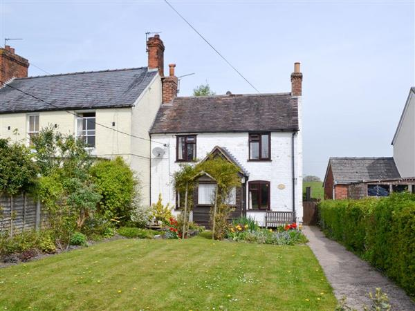 Honeysuckle Cottage in Shropshire