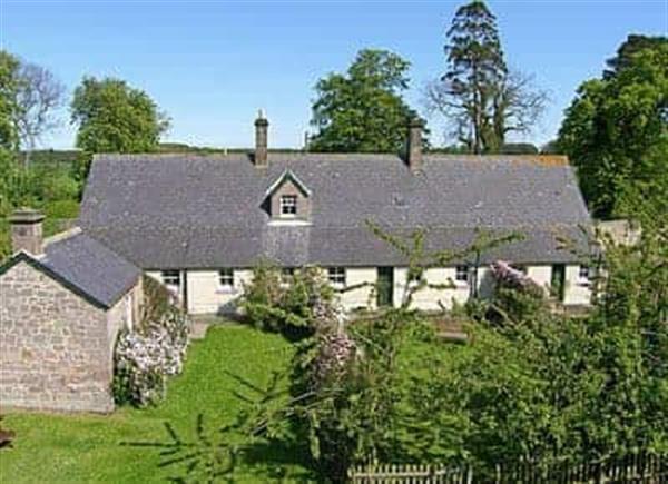Honeysuckle Cottage in Northumberland