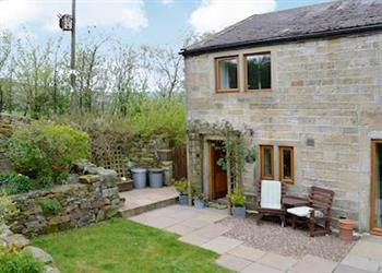 Honeysuckle Cottage in West Yorkshire