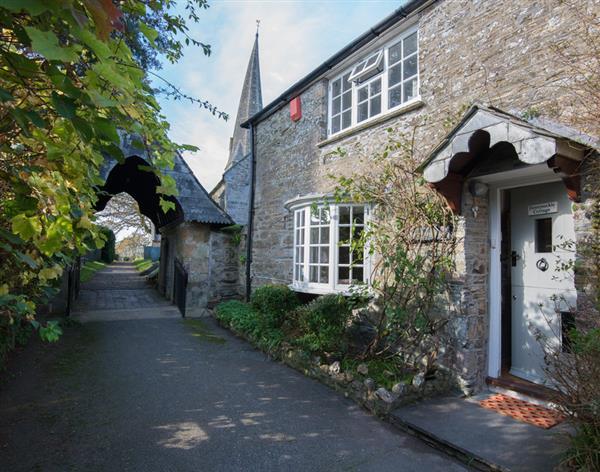 Honeysuckle Cottage in Cornwall