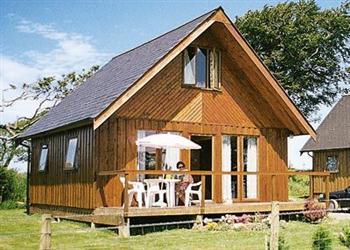 Honeysuckle Lodge in Cornwall