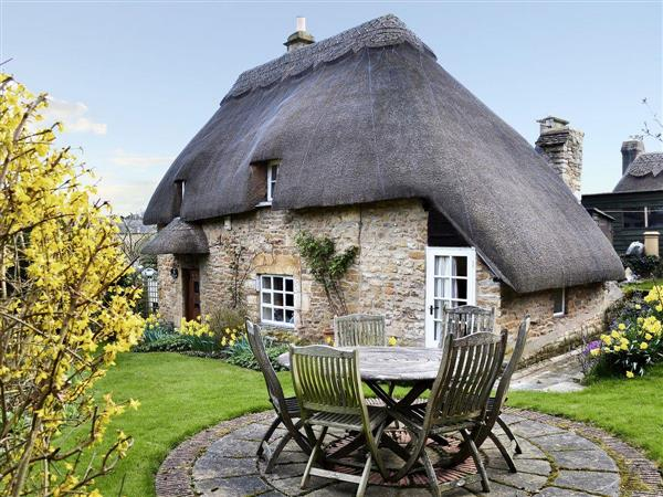 Hoo Cottage in Gloucestershire
