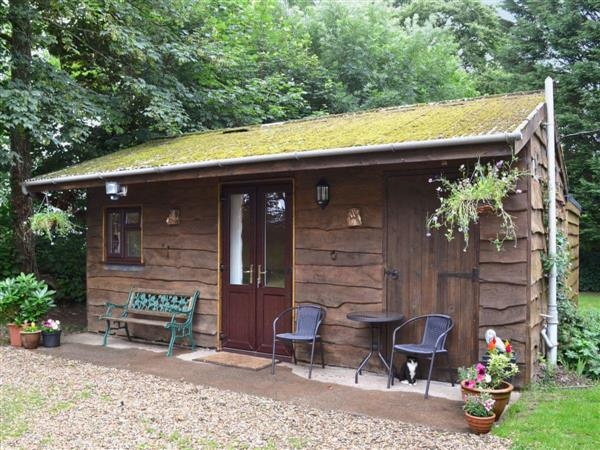 Hooked Rise Holiday Lodge in Devon