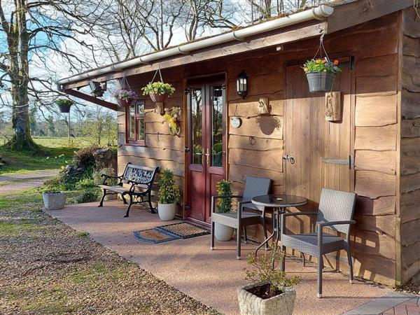 Hooked Rise Holiday Lodge, Dunkeswell, near Honiton