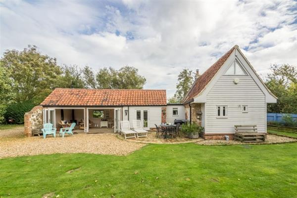 Hope Cottage from Norfolk Hideaways