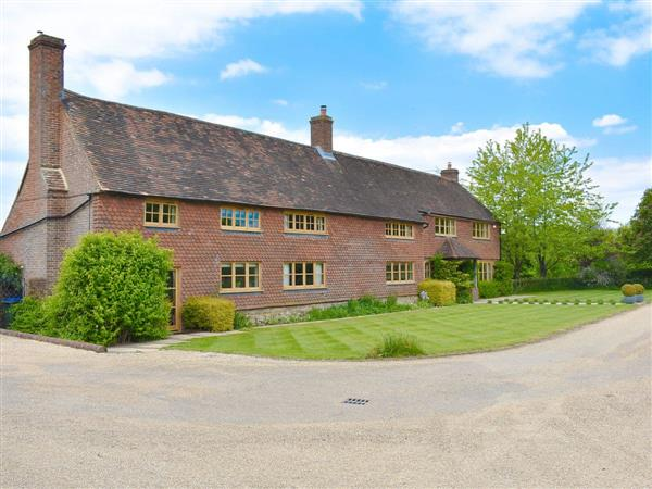 Hope Farmhouse in West Sussex